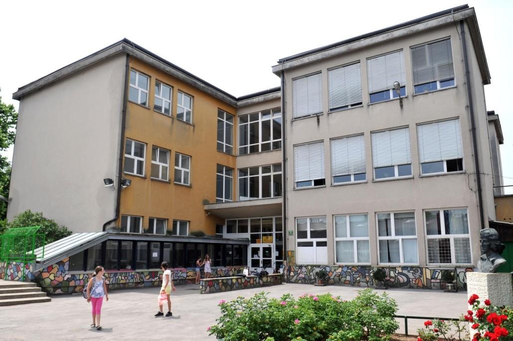 Facilities of the Danila Kumar International School in Ljubljana, Slovenia