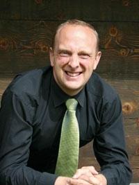Jeremy Paul Hibbins, founder of the British International Schools of Ljubljana, Slovenia