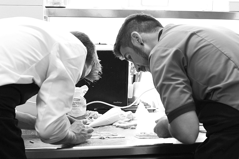 Monstera Bistro Ljubljana, Chef Bine Volčič and Team