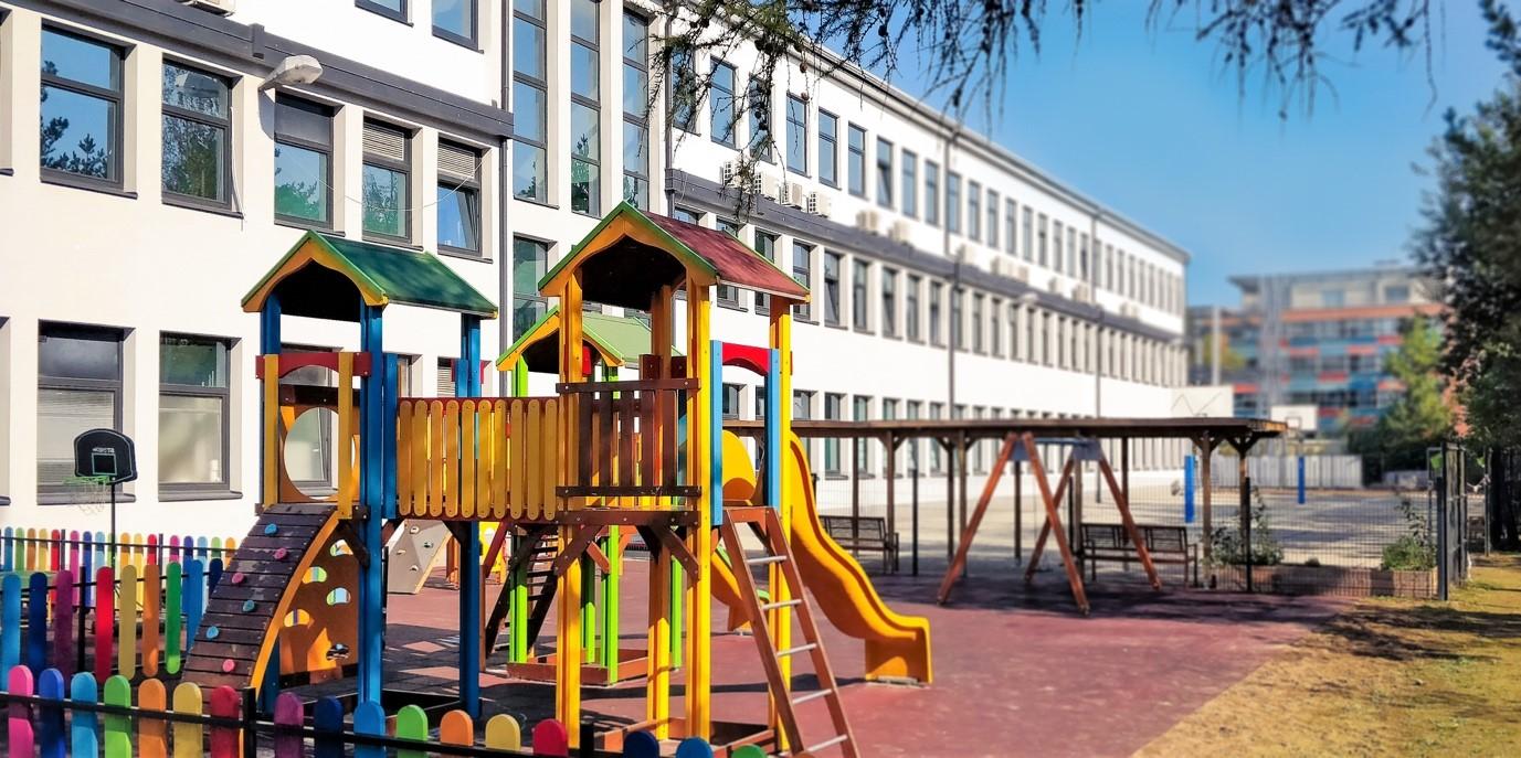 Igrišče Britanske mednarodne šole v Ljubljani