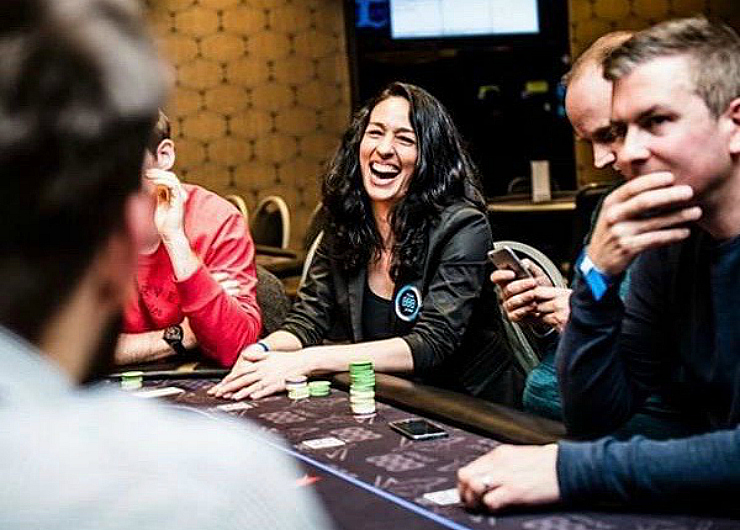 Kara Scott poker winner